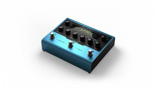 IK Multimedia AmpliTube X-SPACE Reverb pedal