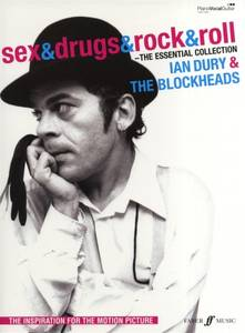 Bilde av Noter - Sex&drugs&rock&roll,