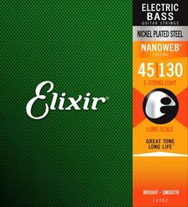Bilde av Elixir 14202 Nanoweb Nickel