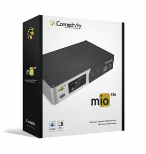 Bilde av iConnectivity mioXM MIDI