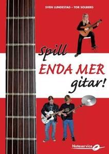 Bilde av Noter - Spill enda mer gitar!