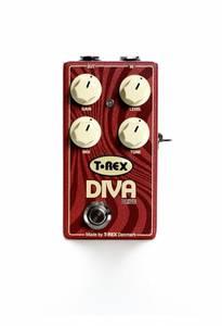 Bilde av T-Rex Diva Drive pedal