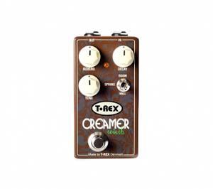 Bilde av T-Rex Creamer Reverb pedal