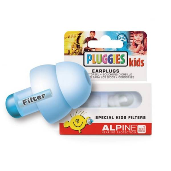 Alpine Pluggies Kids Ørepropper for barn