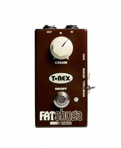Bilde av T-Rex Fat Shuga Reverb pedal
