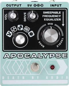 Bilde av Death By Audio Apocalypse