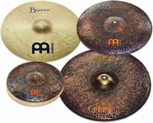 Bilde av Meinl MJ401+18 Cymbalpakke