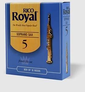 Bilde av Rico Royal Sopran Sax flis