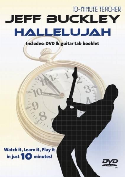 DVD - Jeff Buckley - Hallelujah