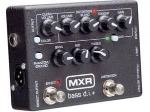 Bilde av MXR M80 Bass DI+ Pedal