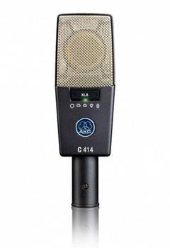 Kondensator mikrofoner