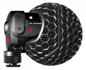 Bilde av Røde Stereo VideoMic X Kamera