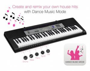 Bilde av Casio CTK-1550 Keyboard Dance