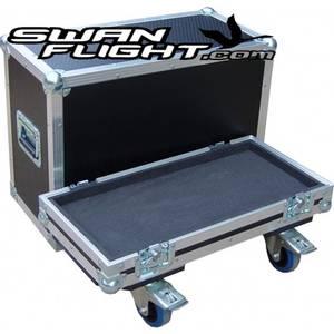 Bilde av Dr.Z 2x12 Open Cab flightcase