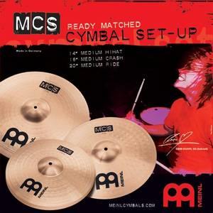 Bilde av Meinl MCS141620 Cymbalpakke