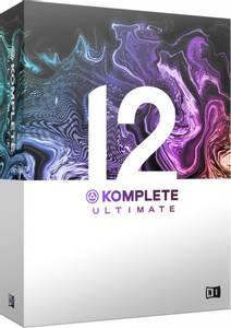 Bilde av NI Komplete 12 Ultimate HDD
