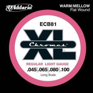 Bilde av Daddario ECB81 XL-Chromes