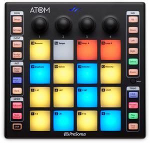 Bilde av Presonus Atom Pad Controller