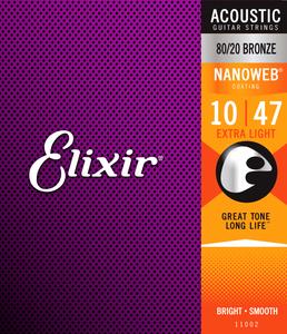 Bilde av Elixir 11002 Nanoweb 010-047
