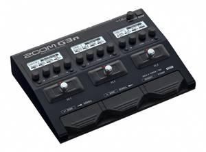 Bilde av Zoom G3n gitar effektpedal og