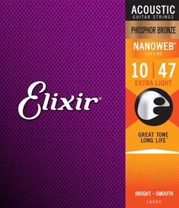Bilde av Elixir 16002 Nanoweb Phosphor