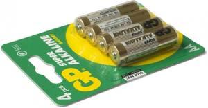 Bilde av GP AAA/LR03 batteri 4 pkn.