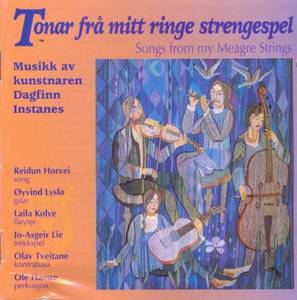 Bilde av Dagfinn Instanes - Tonar frå