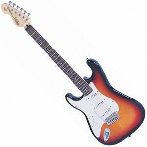 Bilde av Vintage LV6SSB El.gitar Left