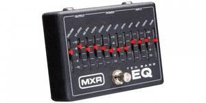 Bilde av MXR M108 Ten Band EQ Pedal