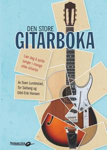 Bilde av Noter - Den store gitarboka