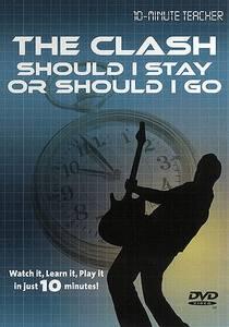 Bilde av DVD - The Clash - Should I