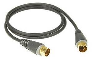 Bilde av Klotz MID010 Midi kabel