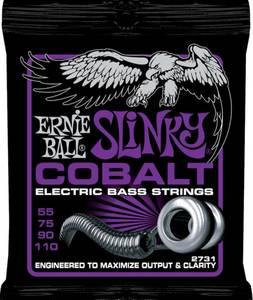 Bilde av Ernie Ball 2731 Cobalt Slinky