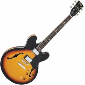 Bilde av Vintage VSA500SB El.gitar
