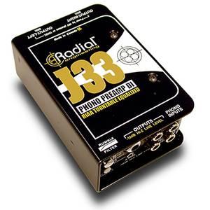 Bilde av Radial J33 Turntable Direct