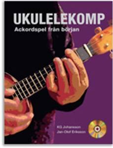 Bilde av Noter - Ukulelekomp -
