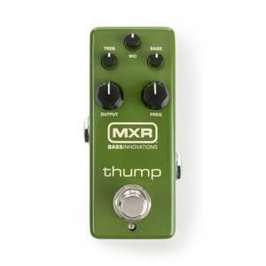 Bilde av MXR M281 Thump Bass Preamp