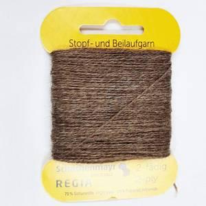 Bilde av Stoppegarn brun bark melert 2140