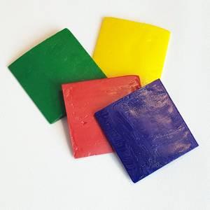 Bilde av Vokskritt farget skredderkritt
