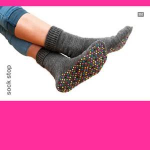 Bilde av Sock stop rosa