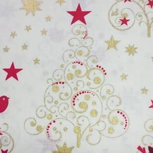 Bilde av Jul juletre off-white