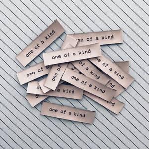 """Bilde av """"One of a kind"""" - 8 stk symerker"""