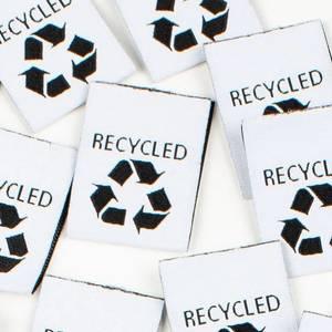 """Bilde av """"Recycled"""" - 8 stk symerker"""