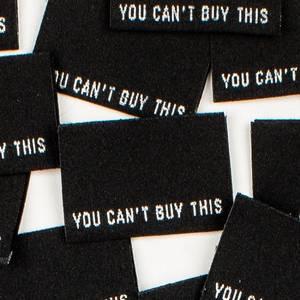"""Bilde av """"You cant buy this"""" - 8 stk symerker"""