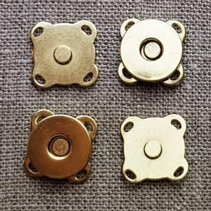 Bilde av Magnetlukning liten gull