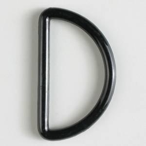 Bilde av D-ring sort 30 mm