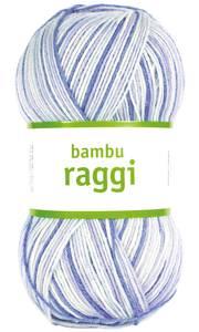 Bilde av Bambu Raggi 17211 Clearblue print