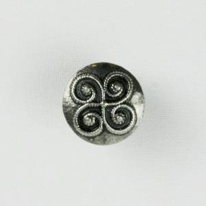 Bilde av Tinnknapp Brynhild 17 mm kofteknapp