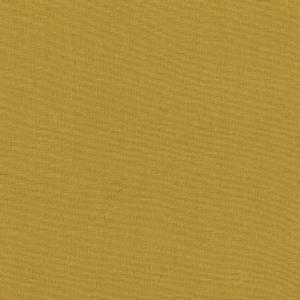 Bilde av Ribb sennep bomullsjersey rundstrikket 48 cm