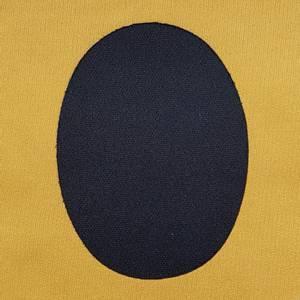 Bilde av Albulapp jersey sort elastisk reparasjonslapp
